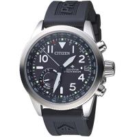 星辰CITIZEN PROMASTER GPS衛星對時限量腕錶 CC3060-10E