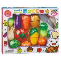 【風車圖書】蔬菜切切樂-FOOD超人趣味家家酒