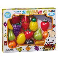 【風車圖書】水果切切樂-FOOD超人趣味家家酒