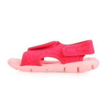 NIKE SUNRAY ADJUST 4-TD女嬰孩涼鞋-童鞋 兒童 桃紅粉