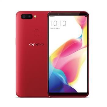 星幕屏紅色OPPO R11S(CPH1719) 4G/64G 八核雙卡智慧手機-