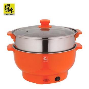 鍋寶 多功能料理鍋3.5公升 EC-350-D