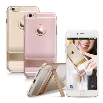 AISURE Apple iPhone 6 Plus / 6s Plus 5.5吋 魔法防撞支架手機殼