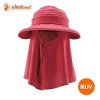WildLand 中性抗UV調節式時尚帽 W1035 / 城市綠洲