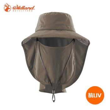 WildLand 中性抗UV多功能遮陽帽 W1017 / 城市綠洲