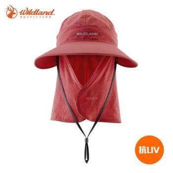 WildLand 中性抗UV可脫式遮陽帽 W1038 / 城市綠洲
