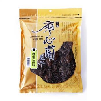 大溪廖心蘭-老道系列-滷味豆干