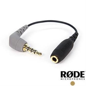 【RODE】3.5mm TRS to TRRS 轉接線 SC4
