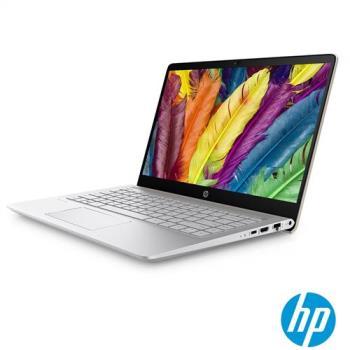 HP Pavilion 14-bf184TX 14吋 i5-8250U 獨顯 筆記型電腦(星鑽金)