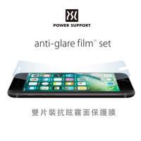 POWER SUPPORT~iPhone8 Plus Anti~glare Film Se