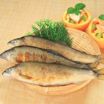 【金車】香魚500g/包-母魚-抱卵x5包超值組P