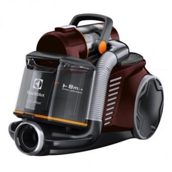 伊萊克斯Electrolux臥式插電雙通道旋風鎖塵吸塵器 ZUF4303REM