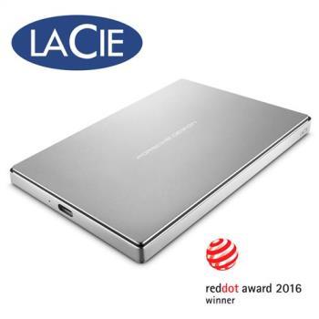 LaCie Porsche Design 1TB Mobile Drive (USB 3.1 TYPE C) 2.5吋外接硬碟