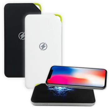 Oweida 大容量 無線充行動電源-(FOR iPhone X/8/Note8/S9/S9+)-不用拉線充電