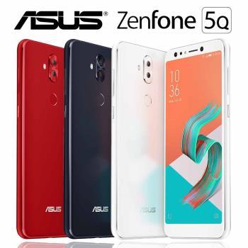 ASUS ZenFone 5Q ZC600KL (4G/64G)超廣角四鏡頭雙卡機