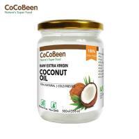 斯里蘭卡CoCoBeen 初榨冷壓椰子油500ml x1瓶