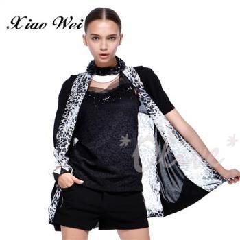 CHENG DA 春夏專櫃精品女裝時尚流行長版外套
