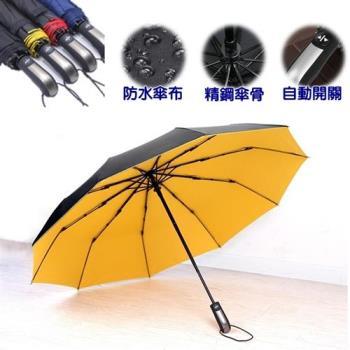 十骨全自動傘 三折傘 兩用傘 遮陽傘 摺疊雨傘 晴雨傘