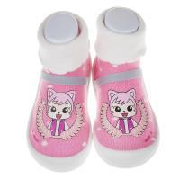 《布布童鞋》巧虎童鞋妙妙桂冠桃粉色(12.5~16.5公分) [ V7T006H ] 桃粉款