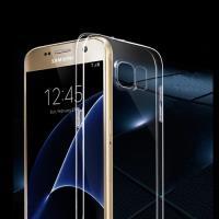 三星 Samsung Galaxy S7 輕薄透明 TPU 高 軟式手機殼 保護套 微凸鏡