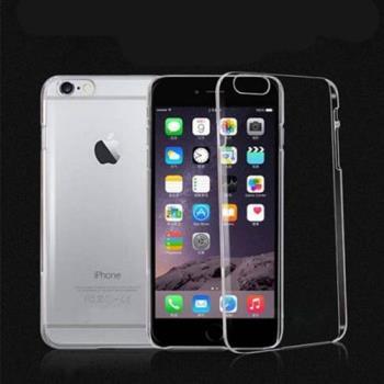 Apple蘋果 iPhone 6 Plus/6s Plus 超薄PC手機殼/保護套 高硬度防撞全包覆 高透光裸機效果