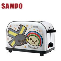 SAMPO聲寶OPEN小將烤麵包機 TR-LF65S(N)