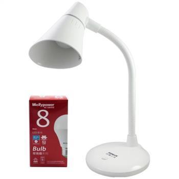 台灣三洋LED燈泡檯燈(SYKS-01)