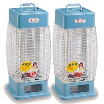元山 10W宮燈式補蚊燈 TL-1069(2入組)