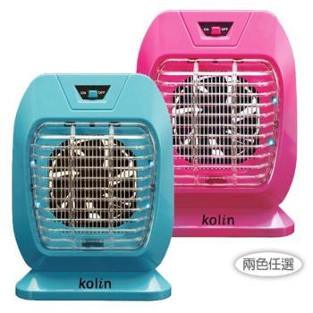 Kolin歌林 吸入負離子電擊雙效滅蚊器KEMKU005超值2入組
