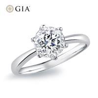 King Star D頂級顏色 經典永恆30分鑽石項鍊
