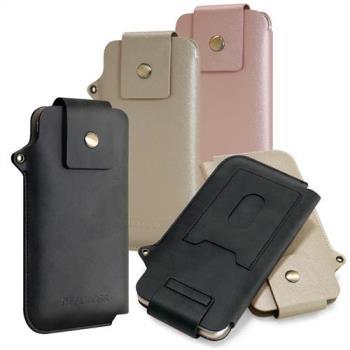 CityBoss 完美實用收納手機包 適用6吋以下 For 三星 Samsung Galaxy S9+/S9 (送掛繩)