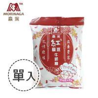 森永紅豆紅藜牛奶糖 袋裝-100g x1入