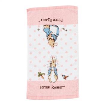 奇哥  Peter Rabbit 圓點比得兔印花童巾