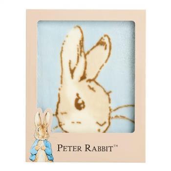 奇哥  Peter Rabbit 清新比得兔幼兒毛毯禮盒