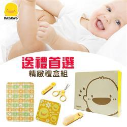 黃色小鴨 Piyo Piyo -baby超值洗護組(4入)