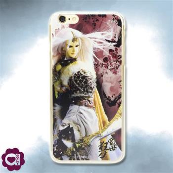 【亞古奇 X 霹靂】亂世狂刀 Apple iPhone 6 Plus/6s Plus 超薄透硬式手機殼 3D立體印刷觸感