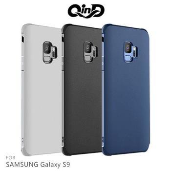 【QinD】SAMSUNG Galaxy S9 刀鋒保護套