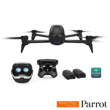 Parrot Bebop 2 Power 空拍機 FPV 套組 PF726255