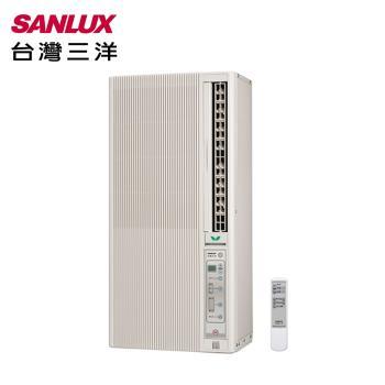 SANLUX台灣三洋 3-5坪直立式窗型冷氣 SA-F221FE (110V)