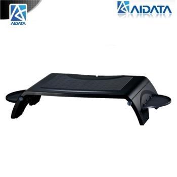 aidata多功能桌上電腦螢幕置物架-NS005