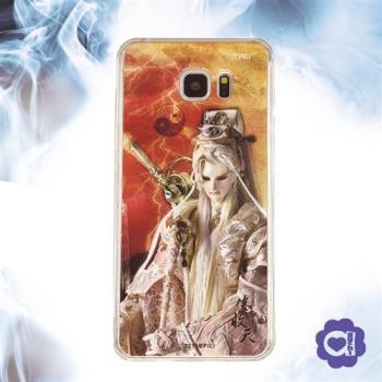 【亞古奇 X 霹靂】倦收天 ◆ Samsung 全系列 Note 5/A8/S7/S7edge/J7 雙料材質手機殼-全新上市 首創穿透式立體印刷