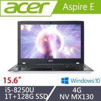 Acer宏碁 Aspire E 獨顯效能筆電 E5-576G-59L7 15.6吋/i5-8250U/4G/1T+128G SSD/NV MX130