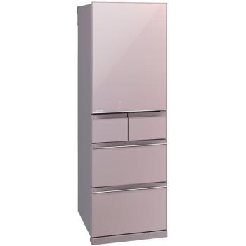 限量買就送 三菱 MITSUBISHI 455公升 日本原裝 一級能效 五門冰箱 MR-BC46Z-P(水晶粉)