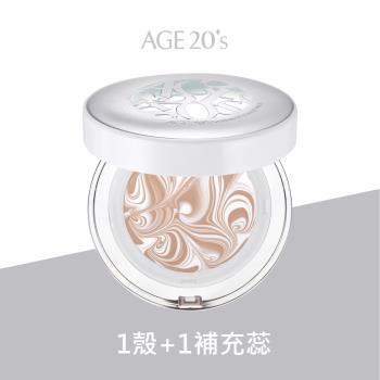 AGE20s 女神光鑽爆水粉餅1入 (SPF50+/PA+++ 兩色擇一)