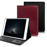 Apple 蘋果 AISURE iPad Air/Air 2 典雅簡約可立插卡皮套
