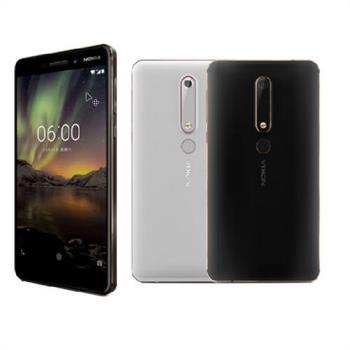 NOKIA 6.1 (2018) 5.5吋八核心智慧型手機(4G/64G)