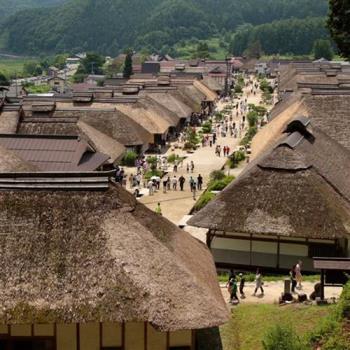 日本東北大內宿會津鐵道貓站長鶴城溫泉4日旅遊