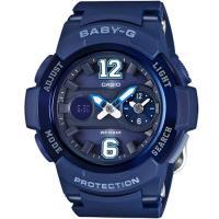 CASIO Baby-G 街頭運動錶 BGA-210-2B2 深藍