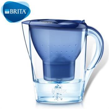 德國BRITA 3.5公升Marella馬利拉濾水壺(藍)