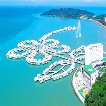 馬來西亞大紅花渡假村五星5日旅遊
